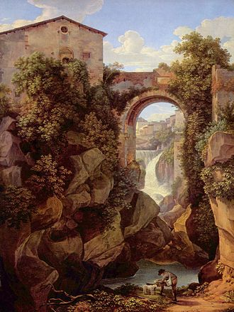 1813 in art - Image: Johann Christian Reinhart 001