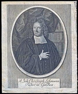 Johann Georg Christian Lehmann German botanist