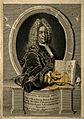 Johann Wilhelm Pauli. Line engraving by J. F. Rosbach after Wellcome V0004558.jpg