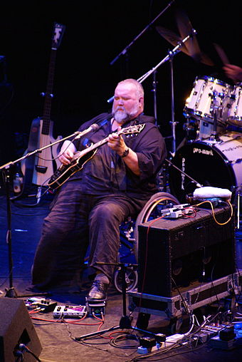 John Martyn performs at the Barbican Centre, London 2008. John-Martyn-at-the-Barbican-Centre.JPG