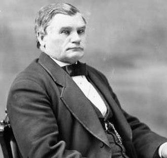 John Ferris (New Brunswick politician) - John Ferris   Source: Library and Archives Canada