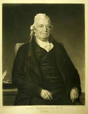 John Broadwood - Image: John Broadwood