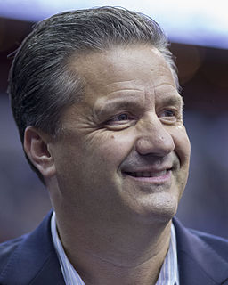 John Calipari American college basketball coach