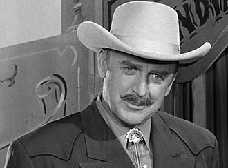 John Dehner - Dehner in The Andy Griffith Show