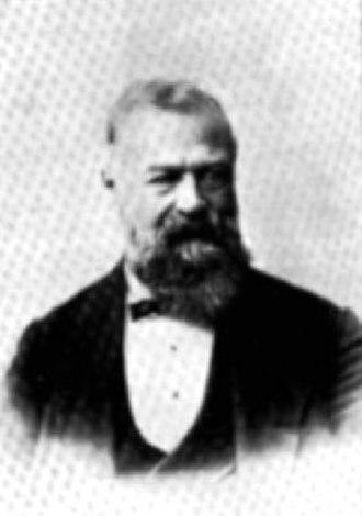 John Hyde Harris - John Harris in his later years