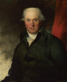 18th and 19th-century English art collector and businessman