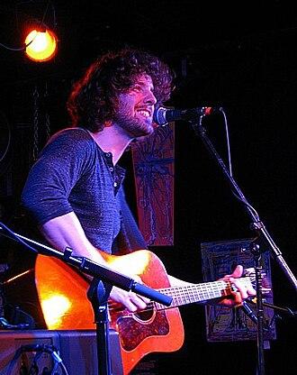 John Lefler - John Lefler performing solo at The Saint in Asbury Park, NJ, May 2011.
