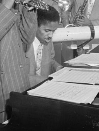 John Lewis (pianist) - Lewis (1946–1948)