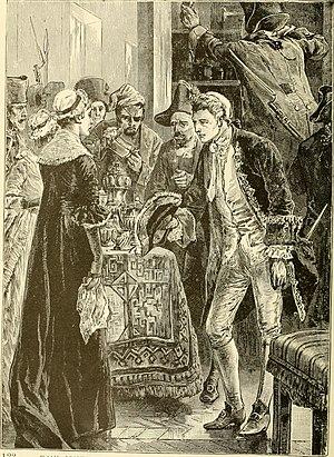 Dunbar Douglas, 4th Earl of Selkirk - John Paul Jones seizes Lady Selkirk's silver
