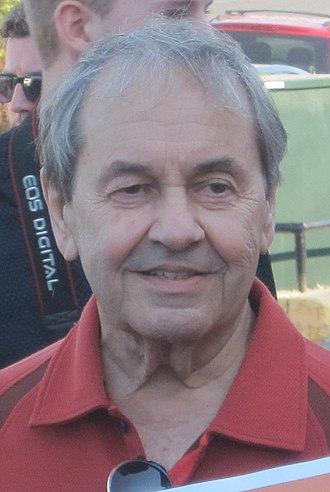 John Rodriguez - John Rodriguez during a NDP local meeting in Sudbury in May 2014.