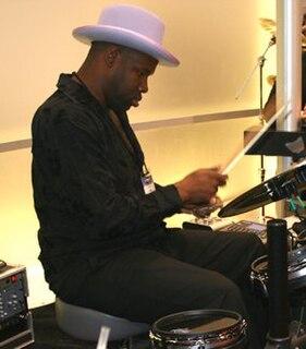 John Blackwell (musician) American drummer
