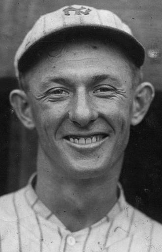 Johnny Mitchell (baseball) - Image: Johnny Mitchell Yankees