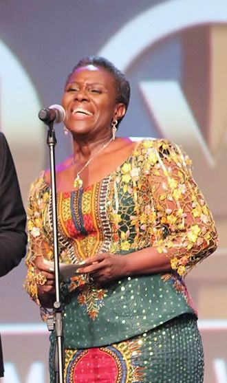 Africa Movie Academy Award for Best Actress in a Leading Role - 2006 AMAA Best Actress winner Joke Silva