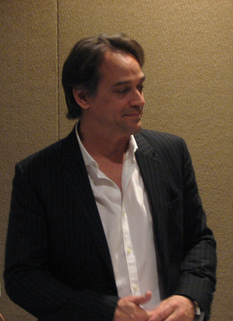 Jon Lindstrom - Jon Lindstrom at the 2009 As The World Turns Fan Luncheon held in New York City, April 18, 2009.