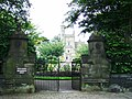 Joseph Crossley Almshouses, Arden Road Entrance - geograph.org.uk - 935986.jpg
