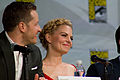 Josh Dallas & Jennifer Morrison (14776202900).jpg