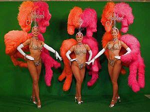 Showgirl - Jubilee! showgirls
