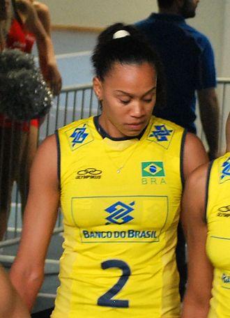 Juciely Cristina Barreto - Barreto in 2012