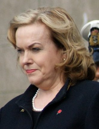 Judith Collins - Collins in 2010