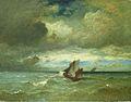 Jules Dupré - Mer agitée (c.1870).jpg