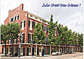 Julia Street In New Orleans, New Orleans Warehouse District.jpg
