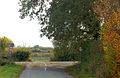 Junction of Ufton Fields lane with the B4451, Harbury - geograph.org.uk - 1550625.jpg