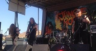 Jungle Rot American band
