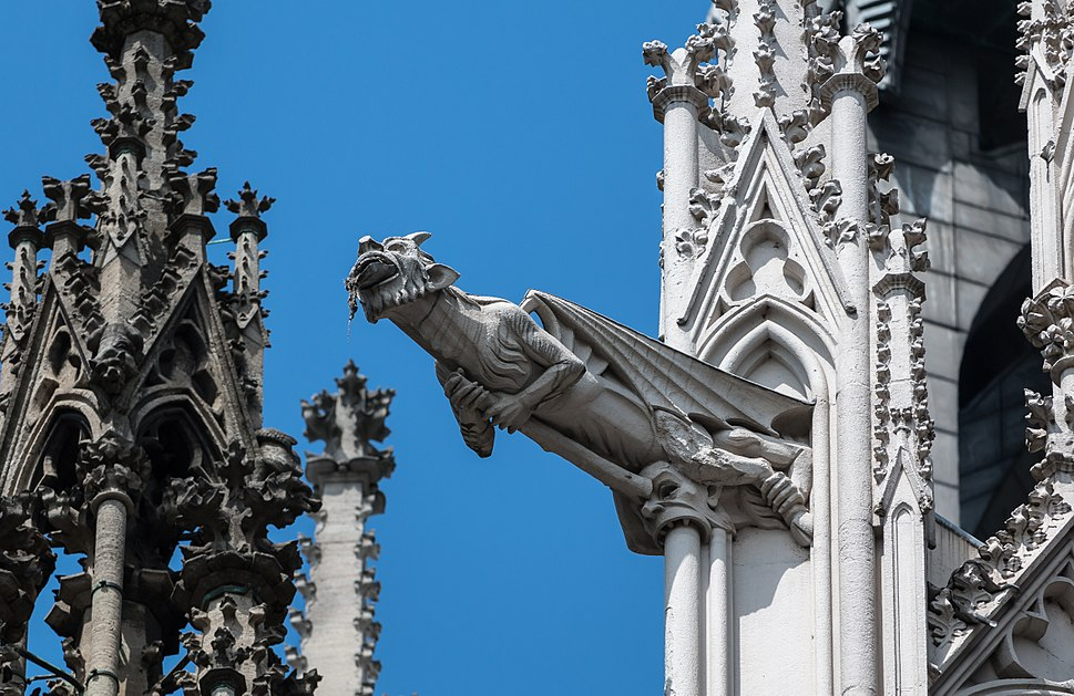 Köln, Hohe Domkirche St. Petrus -- 2014 -- 1797