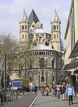 Apostelenkerk Keulen Wikipedia