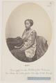 KITLV 4376 - Isidore van Kinsbergen - Ida Aju Ketoet pidada, wife of the Hindu priest Ida Madé Djilantik at Boeleleng - 1865.tif