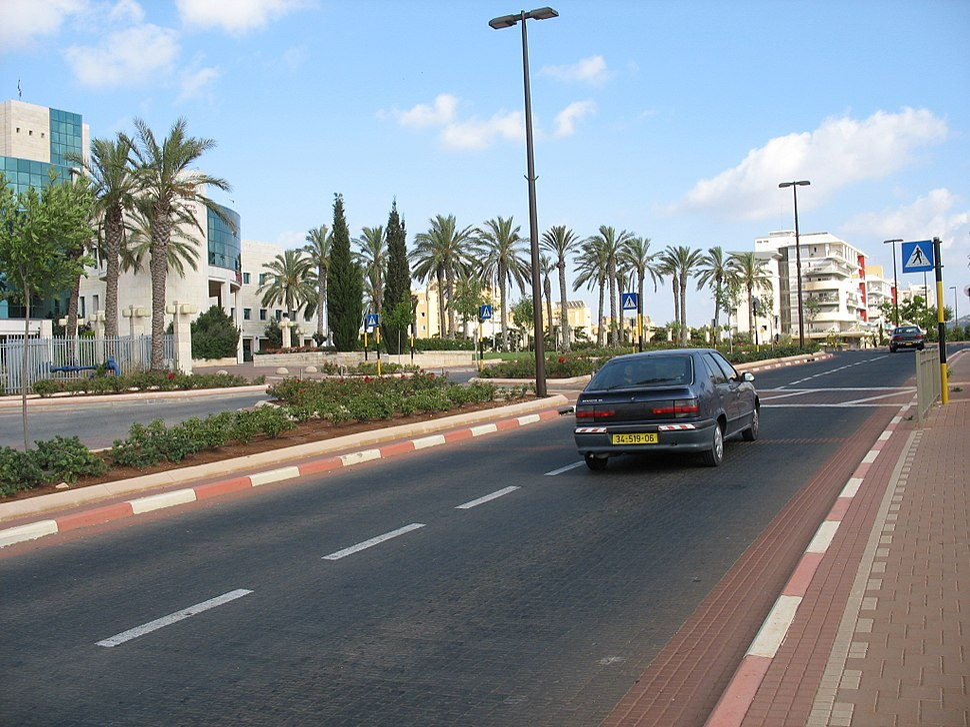 KKL street-KAR
