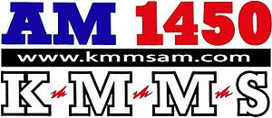 KMMS (AM) - Image: KMMS AM1450 logo