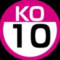 KO-10 station number.png