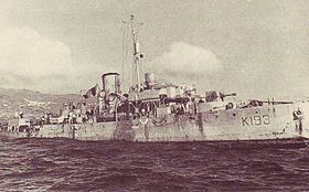 Image illustrative de l'article HMS Buttercup (K193)