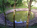Kaali main crater on 2005-08-10.2.jpg