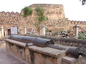 Jhansi Fort - Kadak Bijli, 2007