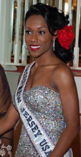 Miss New Jersey USA - Kaity Rodriguez, Miss New Jersey USA 2009.