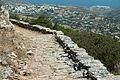 Kalderimi from eastern entrance of archaeological site Ag. Andreas down the road, Sifnos, 153608.jpg
