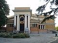 """Kalemegdan - Umetnički paviljon """"Cvijeta Zuzorić"""" - panoramio.jpg"""