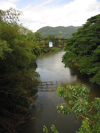 Kalu Ganga - Image: Kalu River 1