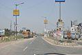 Kalyani Expressway - Sailodubi Road Crossing Approach - Kolkata 2017-03-30 0890.JPG
