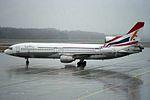Kampuchea Airlines Lockheed L-1011-385-1 TriStar 1 XU-600 (31436033381).jpg