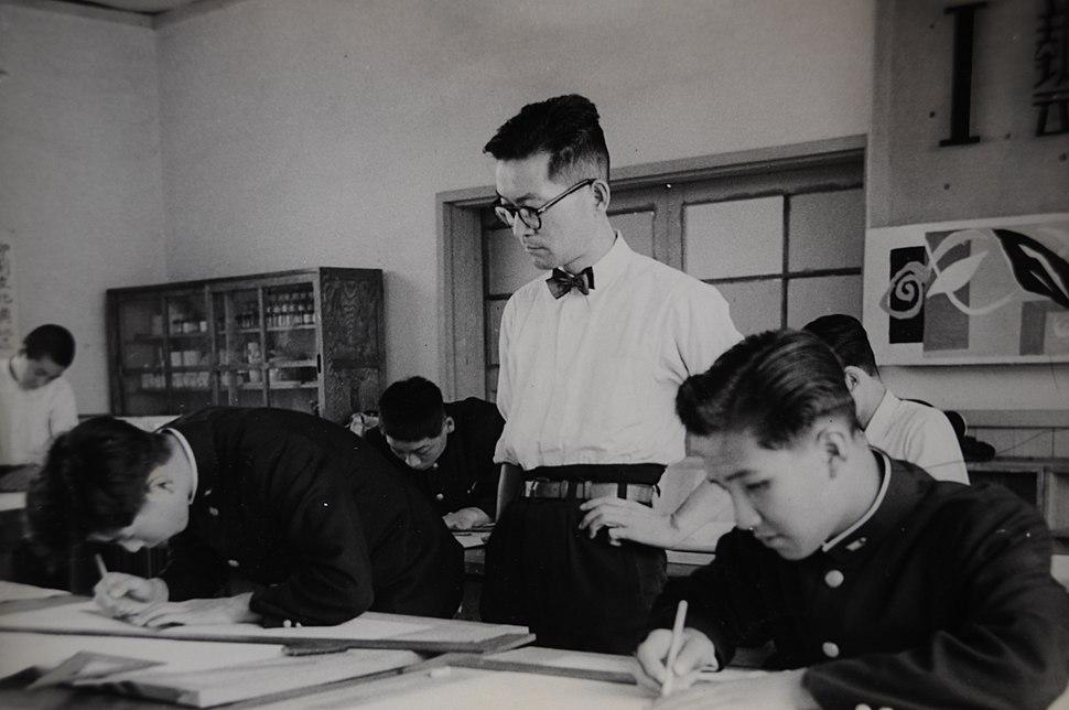 Kanagawa highschool class