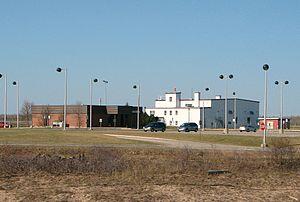 Kapuskasing Airport - Image: Kapuskasing Airport