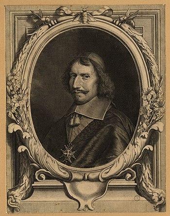 Cardinal Antonio Barberini (1607 - 1671)