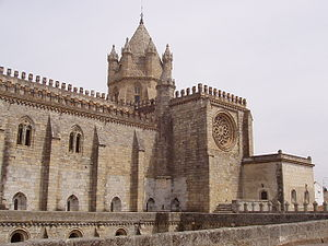 Catedral de Évora.