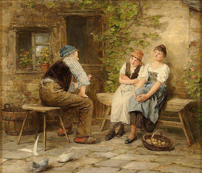 Storytelling in der Kunst: Karl Heyden - Eine interessante Geschichte