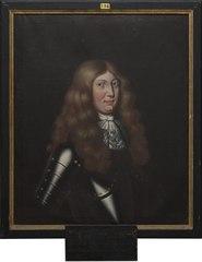 Portrait of Karl Jakob, 1654-77