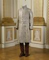Karl XIV Johan av Sverige-Norges (Jean Baptiste Bernadotte), kröningsdräkt från 1818 - Livrustkammaren - 73048.tif