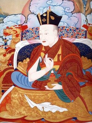 Rumtek Monastery - Wangchuk Dorje
